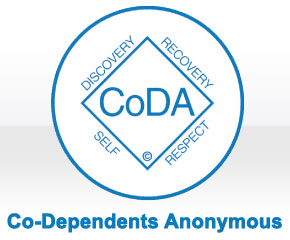 Co-Dependents Anonymous (CoDA) is a fellowship of men and women whose common purpose is to develop healthy relationships. CoDA is modeled on Alcoholics Anonymous (AA) using the same twelve steps as AA with the substitution on one word in the first step, 'We admitted we were powerless over others' (not alcohol) '-- that our lives had become unmanageable.' It was founded in 1986 by Ken and Mary, long term members of AA in Phoenix, Arizona, who felt a need for an AA-type fellowship to cope with their codependent behaviors.